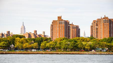 Architecture of Manhattan, New York, USA