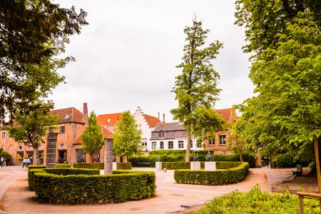Historic Centre of Bruges, Belgium.