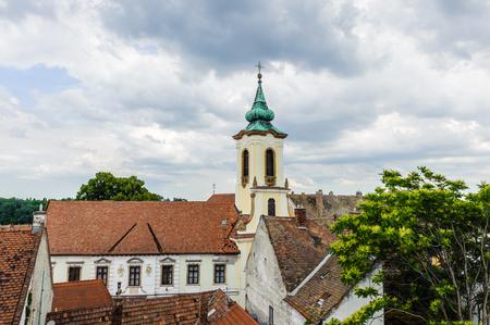 Chiprovtsi church, Sezntendre, Hungary Stock Photo