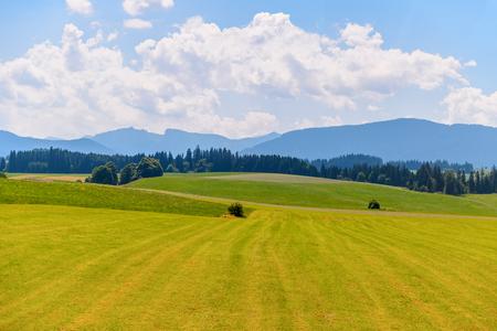 Landscape of Bavaria
