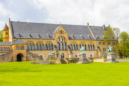 Imperial Palace in Goslar, Germany