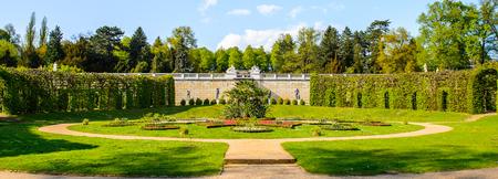 Nature of Potsdam, Germany
