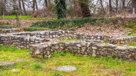 Sanctuary of Zeus Hypsistos, Dion Archeological Site in Greece