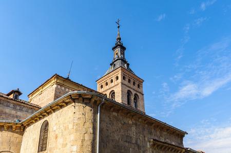 Iglesia de San Esteban (San Esteban Church), Segovia, Spain