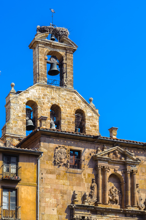 Architecture of the Old City of Salamanca