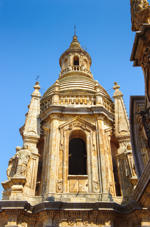 Architecture of the Old City of Salamanca, Spain