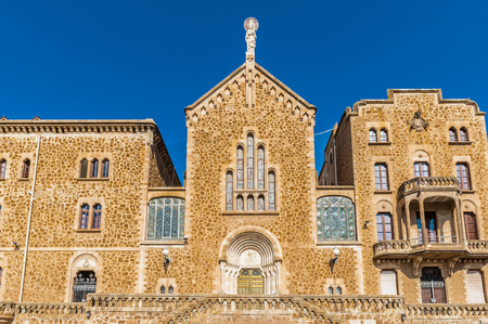 Royal sanctuary of San Jose de la Montana, Barcelona, Spain