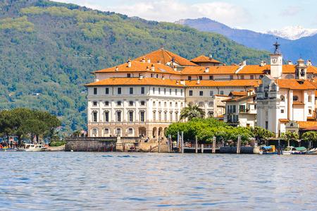 Isola Bella (Bella Island), Lake Maggiore, Italy