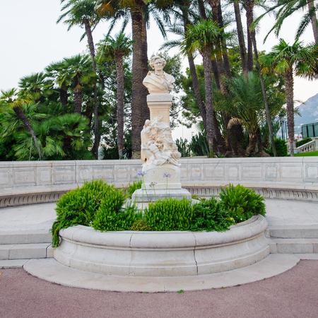 Monument near the Monte Carlo Casino. Monte Carlo Casino  includes a casino, the Grand Theatre de Monte Carlo. Its the main sight of Monte Carlo