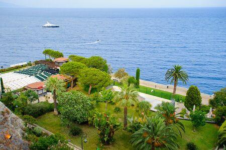 Coast of Monaco