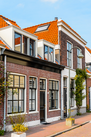 Architecture of  Delft, Netherlands Editorial