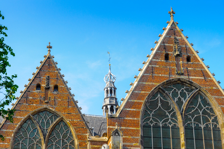 Oude Kerk (old church) is Amsterdam's oldest building and oldest parish church, founded in 1213