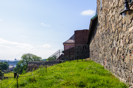 Part of the Castle of Akershus, Norway