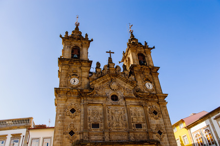 Church in Braga, Portugal.