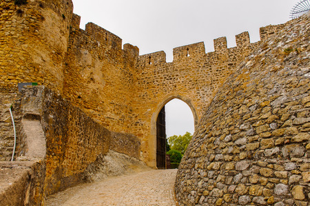 Convent of Christ in Tomar,Portugal.