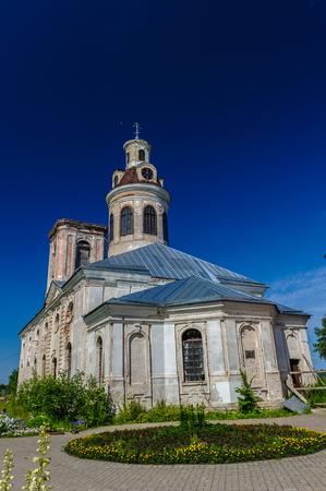 Blagoveshchensky Cathedral, Shlisselburg, Russia