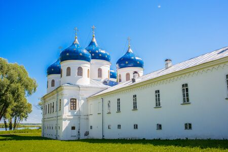 St. George's (Yuriev) Monastery, Russia's oldest monastery.