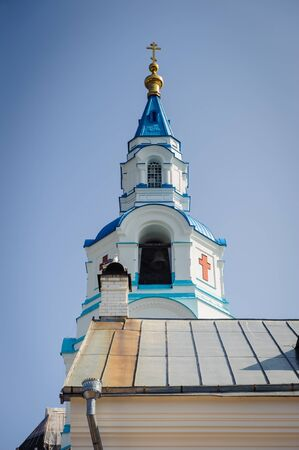 Spaso-Preobrazhensky Cathedral of the Valaam (Valamo), an archipelago of Lake Ladoga,Republic of Karelia, Russian Federation.