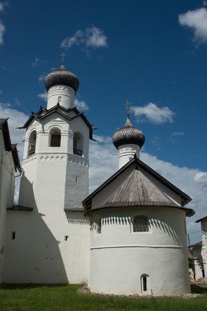 Staraya Russa, a town in Novgorod District, Russia