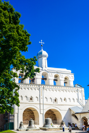Historic Monuments of Novgorod and Surroundings 新聞圖片
