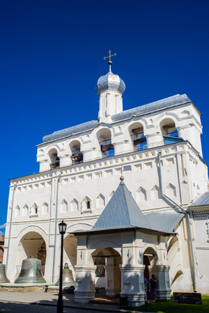 Cathedral in Novgorod, Historic Monuments of Novgorod and Surroundings, Novgorod, Russia