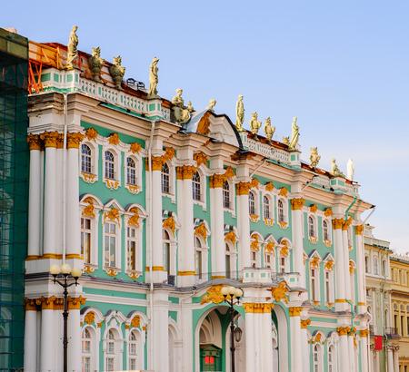 Russian Hermitage in St. Petersburg