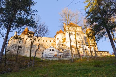 Bran Castle, Transylvania, Romania Editorial