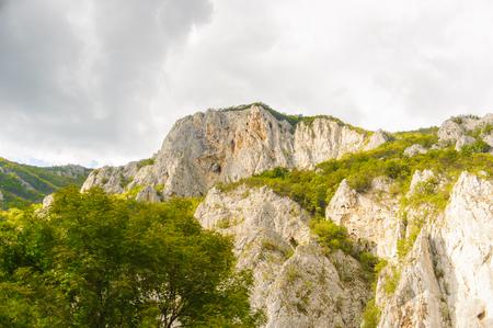 Rocks in Serbia