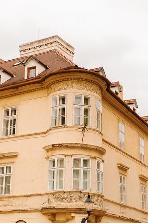 Ols City of Bratislava, SLovakia 免版税图像