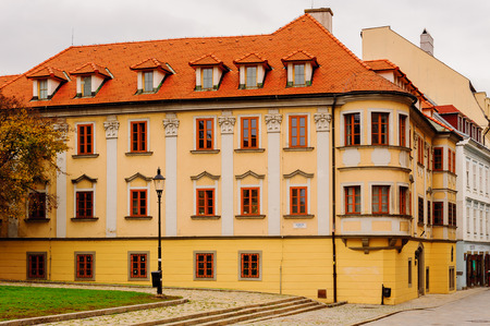 Architecture of the Old City of Bratislava, Slovakia