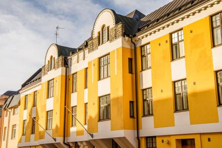 ヘルシンキの家, フィンランド