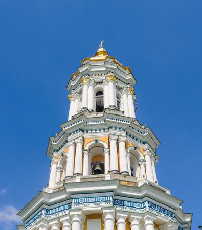 Great Lavra Bell Tower or the Great Belfry, Kiev, Ukraine. 写真素材