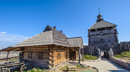Old cossacks house