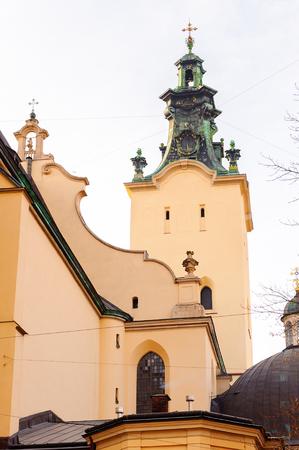 Church of the Historic Centre of Lviv, Ukraine.
