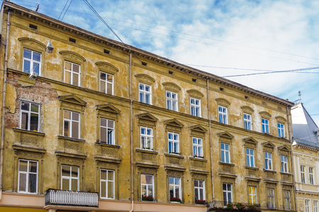 Historic Centre of Lviv, Ukraine.