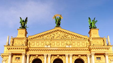 Lviv Opera and Ballet Theatre, Ukraine