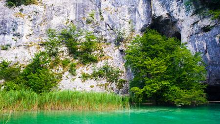 Landscape of Croatian nature