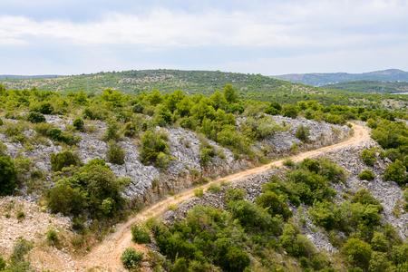 River Krka and the nature of Croatia