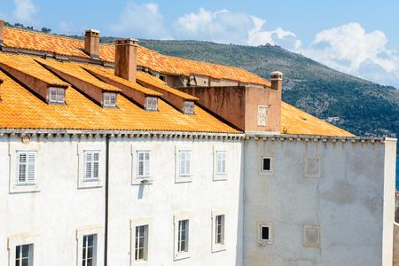 Old town of Dubrovnik, Croatia.