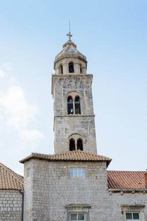 Bell tower of Dubrovnik, Croatia