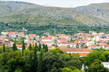 Houses of Dalmatia, region of Trogir