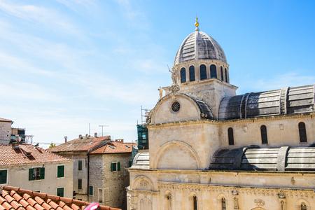 St. James Cathedral in Sibenik, Croatia