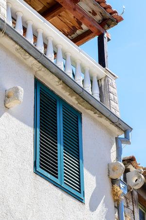 House of the Old Town of Sibenik, Croatia