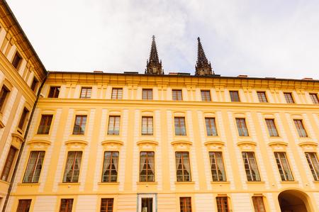 Imperial Stable, Prague Castle, Czech Republic