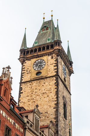 Prague Astronomical Clock, or Prague Orloj,  is a medieval astronomical clock located in Prague, the capital of the Czech Republic.