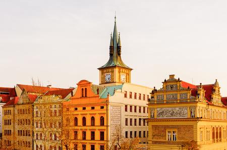 Stare mesto, Old town of Prague, Czech Republic Reklamní fotografie