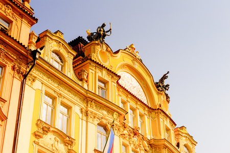 Architecture in Prague Editorial