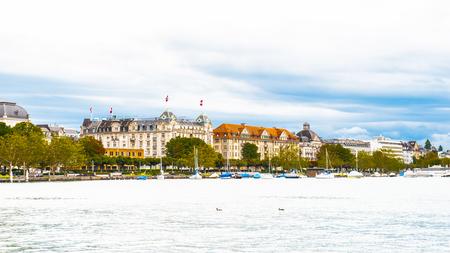 Lake of Zurich, Switzerland