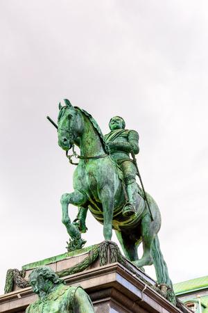 Monument of Stockholm, Sweden