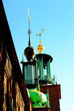 Stockholm City Hall, Sweden. Imagens